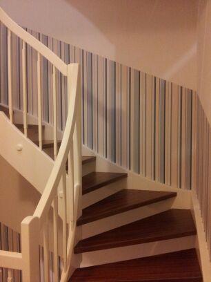 Treppen Wandgestaltung